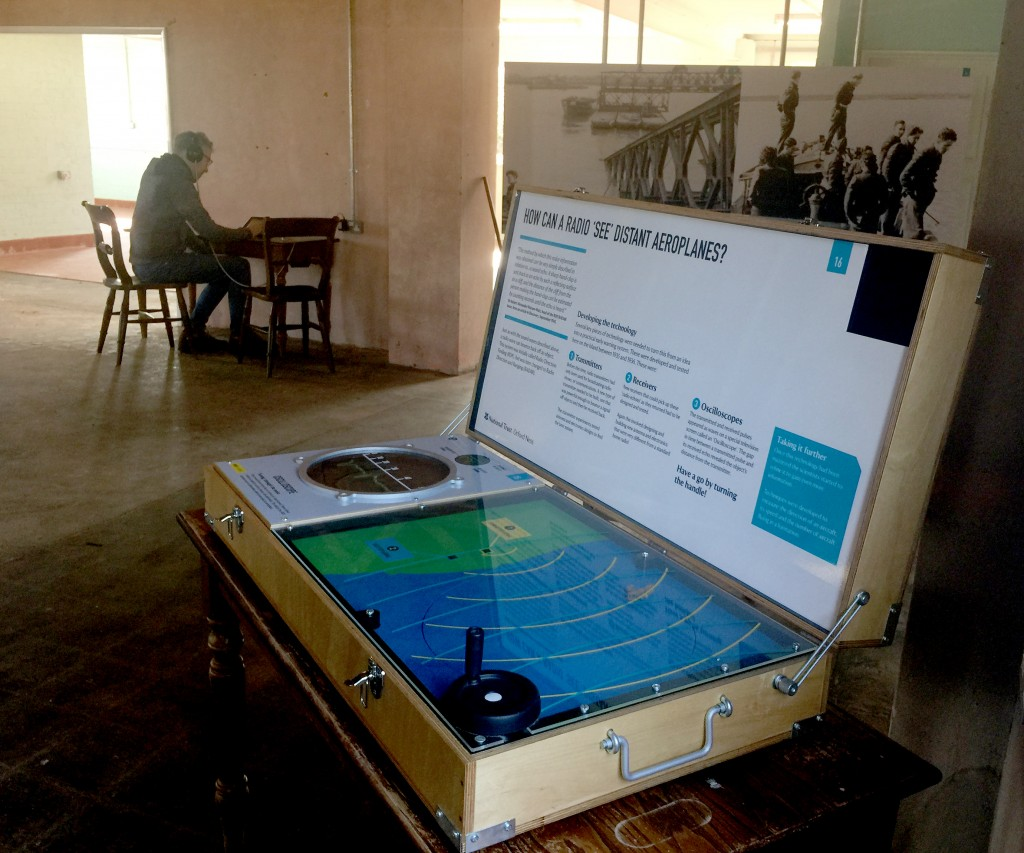 The Radar interactive